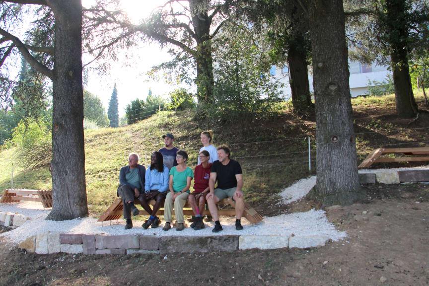 Goetheanum Park Neue Baenke Nordweg_Sebastian Juengel