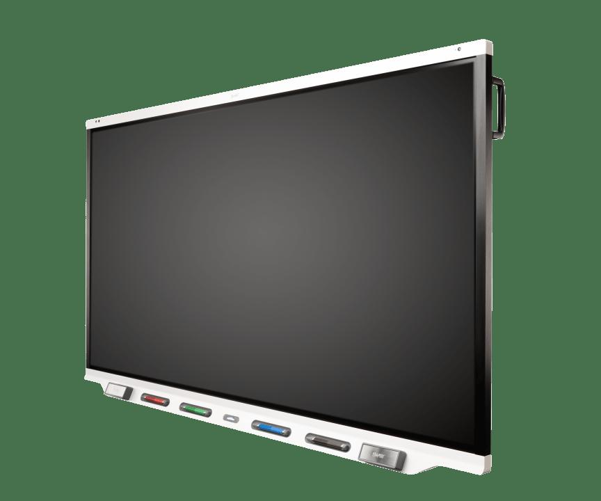 SMART Board 7000R-left-angle