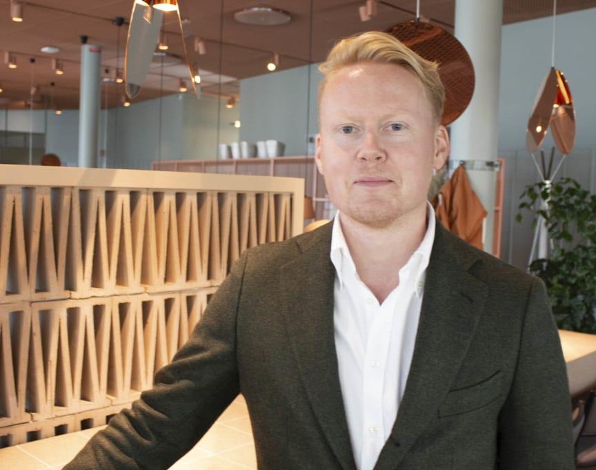 Thomas Söderstedt, ny CFO på Best Western Hotels & Resorts