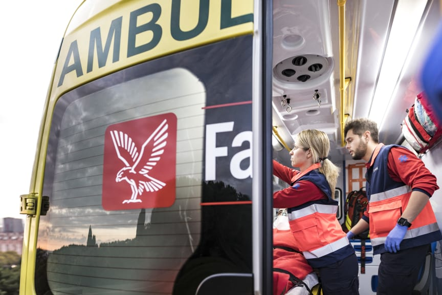 Falck Ambulance