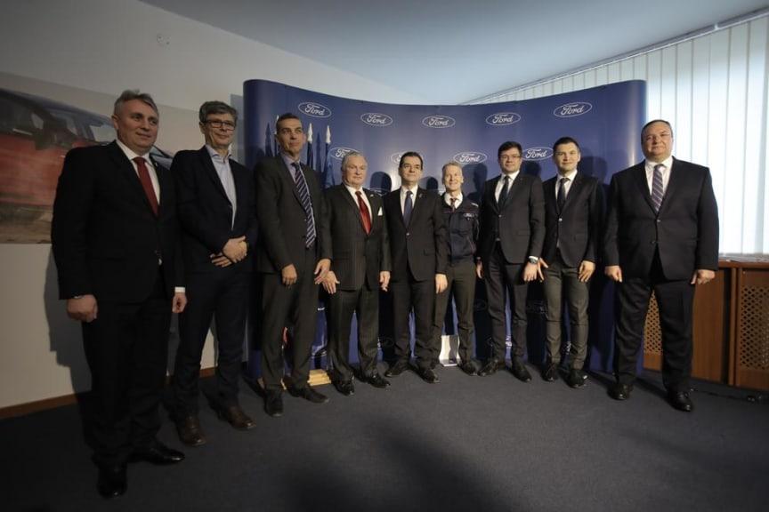 Vizita Premier Ludovic Orban@FordCraiova 7