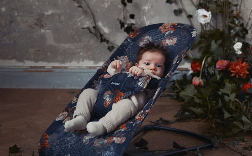 Babysitter Midnight Florals