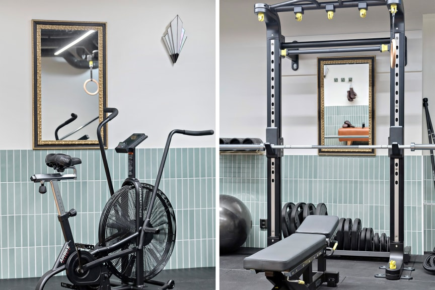 Hotel Giò, BW Signature Collection by Best Western. Gym bild 1