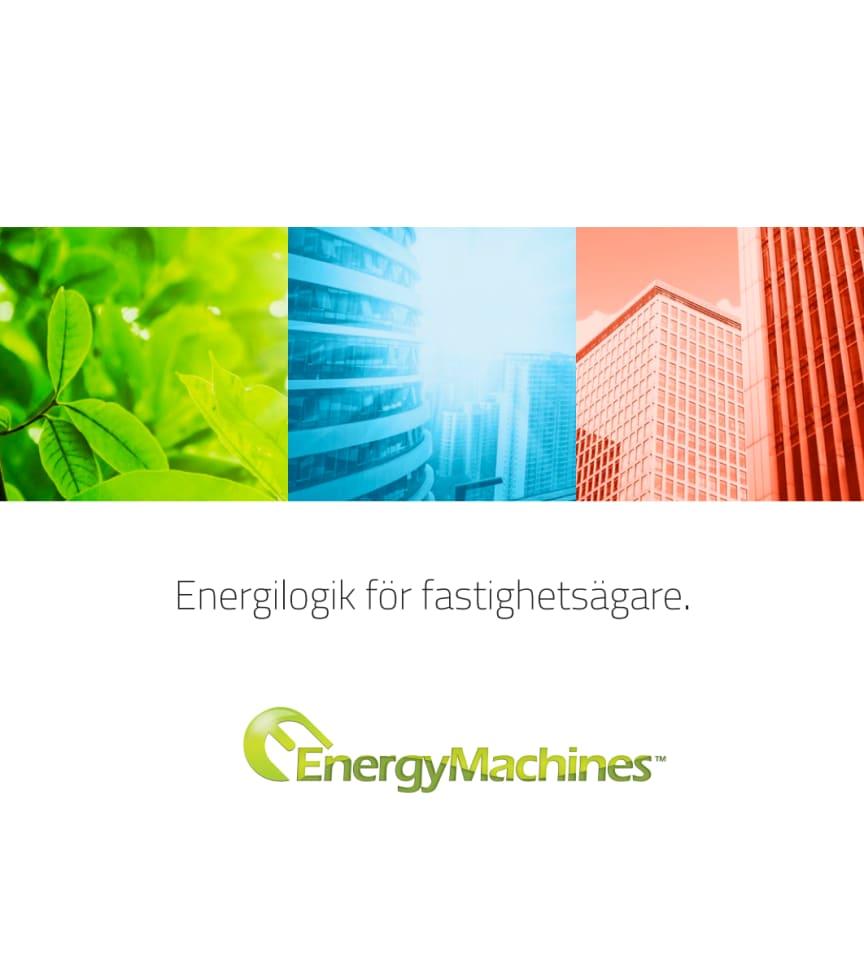 Energy Machines Broschyr