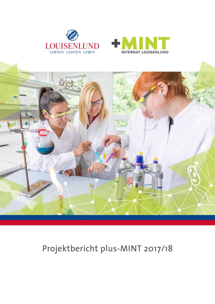 Projektbericht plus-MINT Louisenlund 2017-18