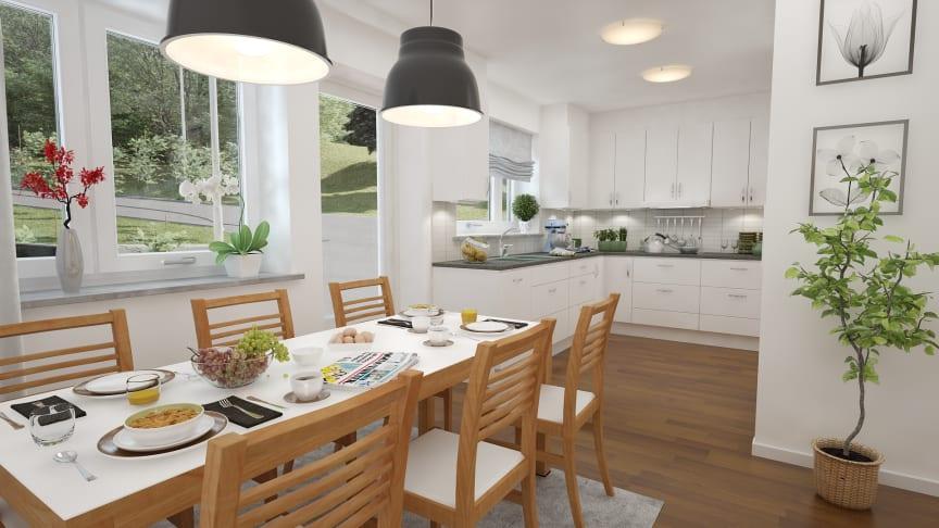 Egnahemsbolaget bygger nya hus i Göteborg, Källehöjden