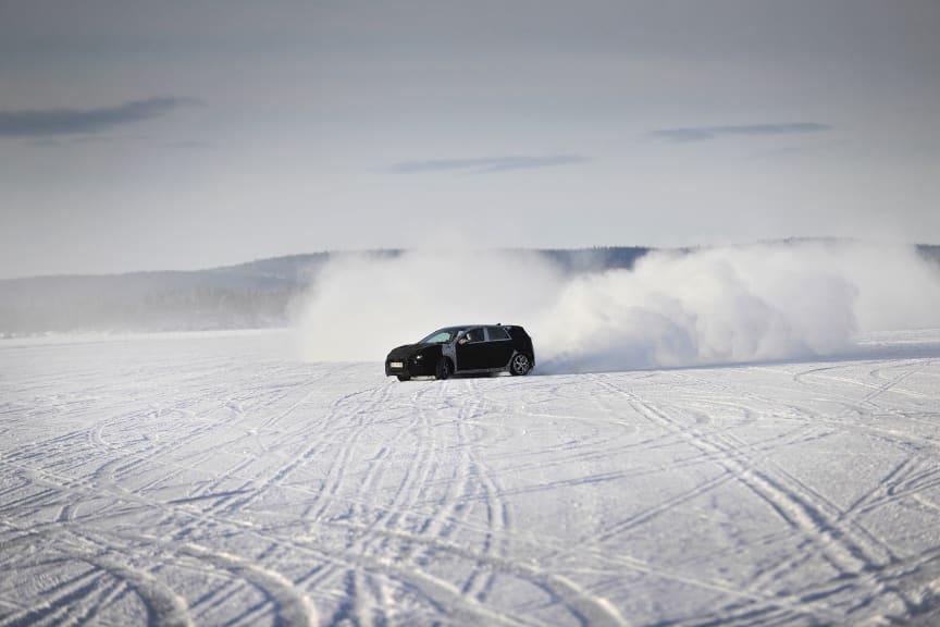 Hyundai i30 N Winter Testing Sweden-3