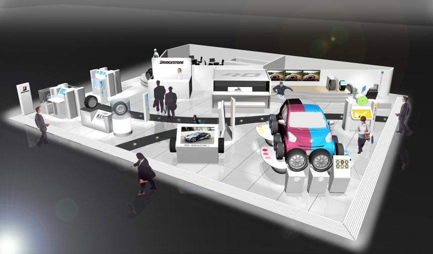 Motorsalongen i Genève 2012
