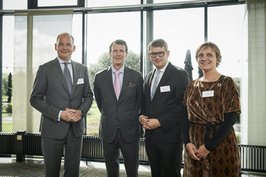 H.K.H. Prins Joachim til Cabis årskonference 2018