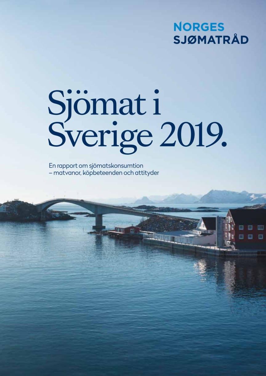 Sjömat i Sverige 2019