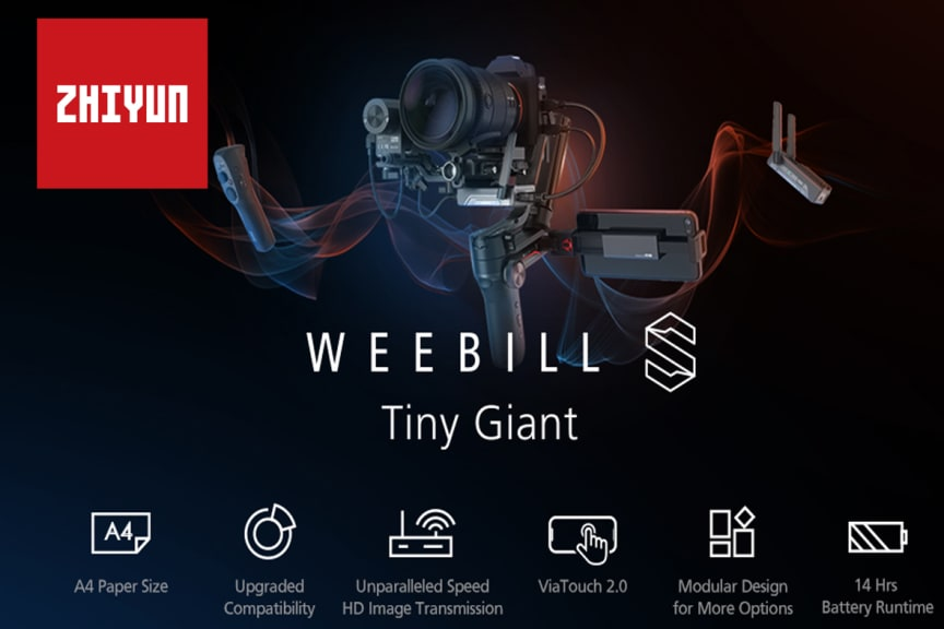 Zhiyun Weebill S_WEB
