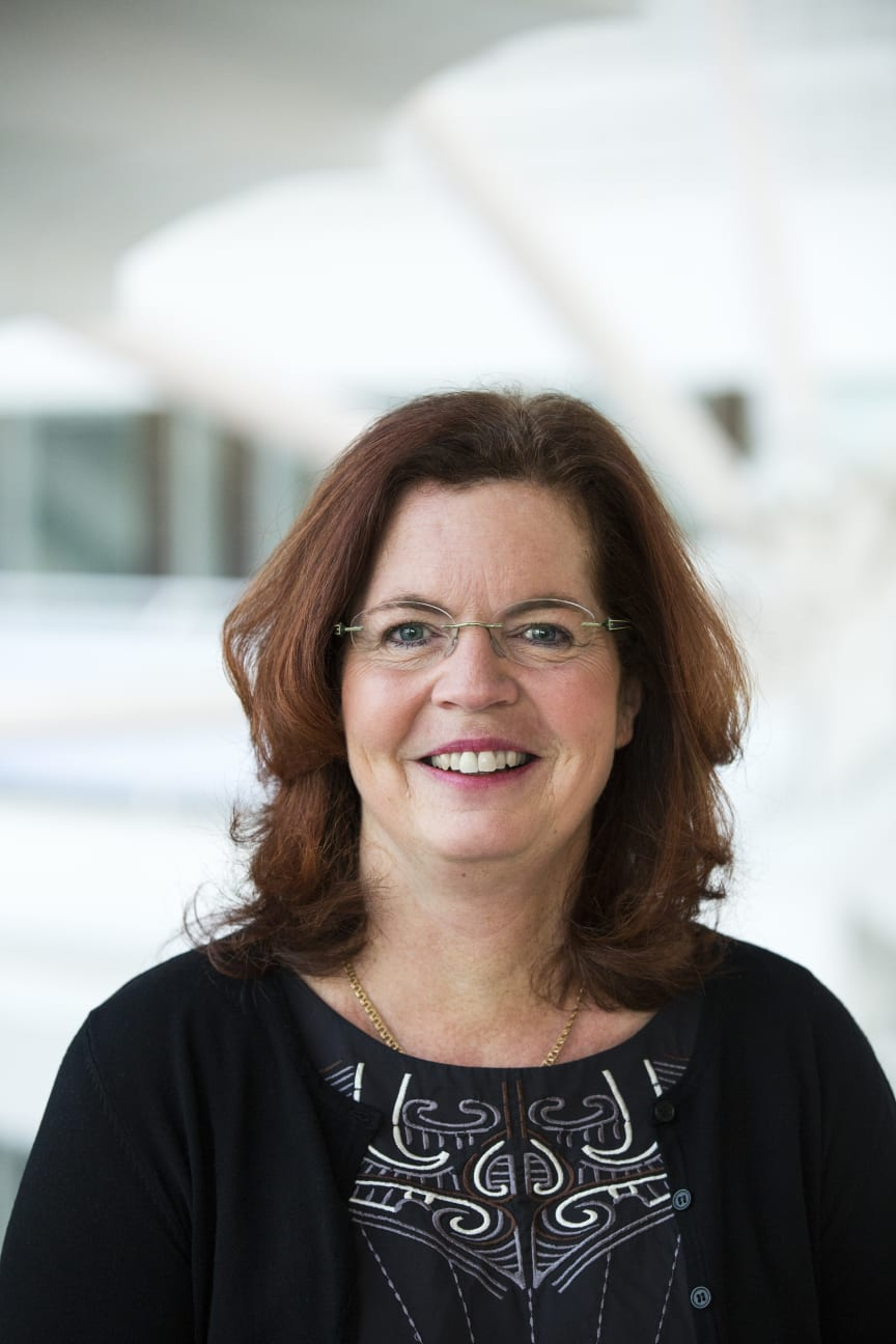 Susanne Lindh, Riksbyggen