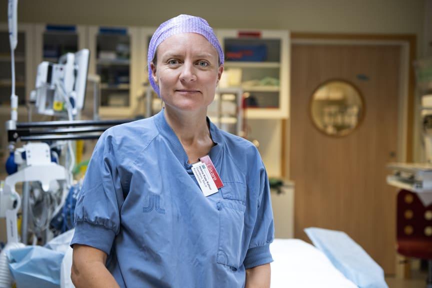 Forskaren och gynekologen Helena Kopp Kallner.