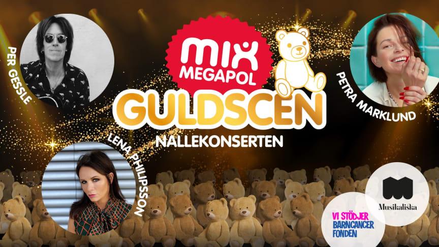 Mix Megapol Guldscen Nallekonserten