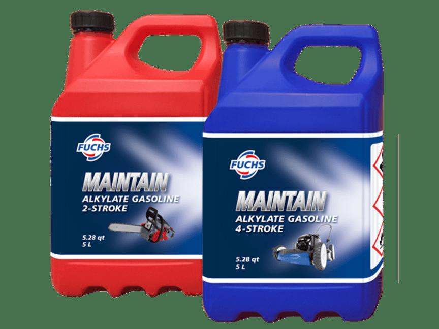 MAINTAIN Alkylate gasoline