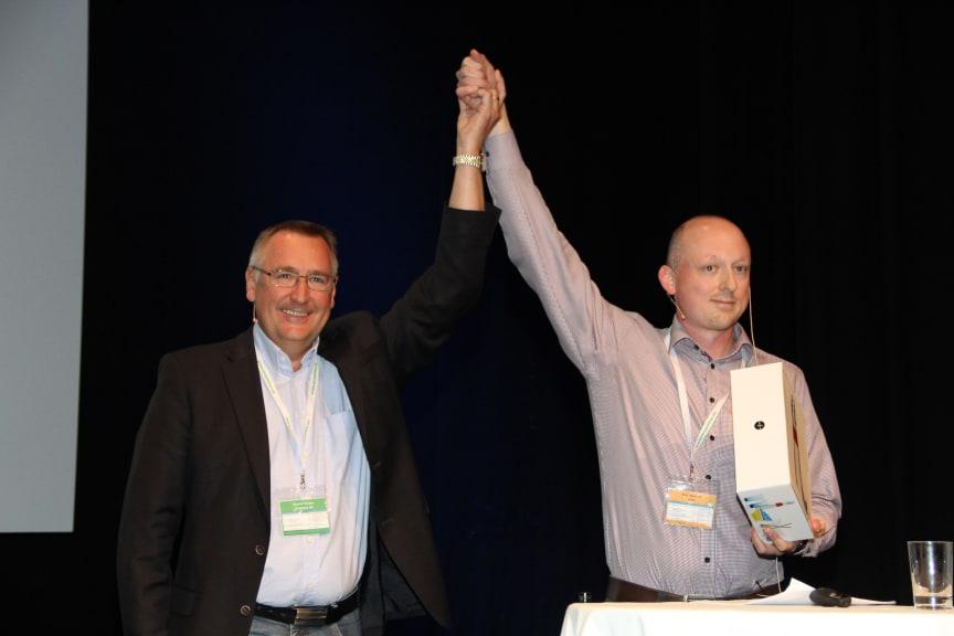 NTNU vinner pris for sitt arbeid med kjemikalier
