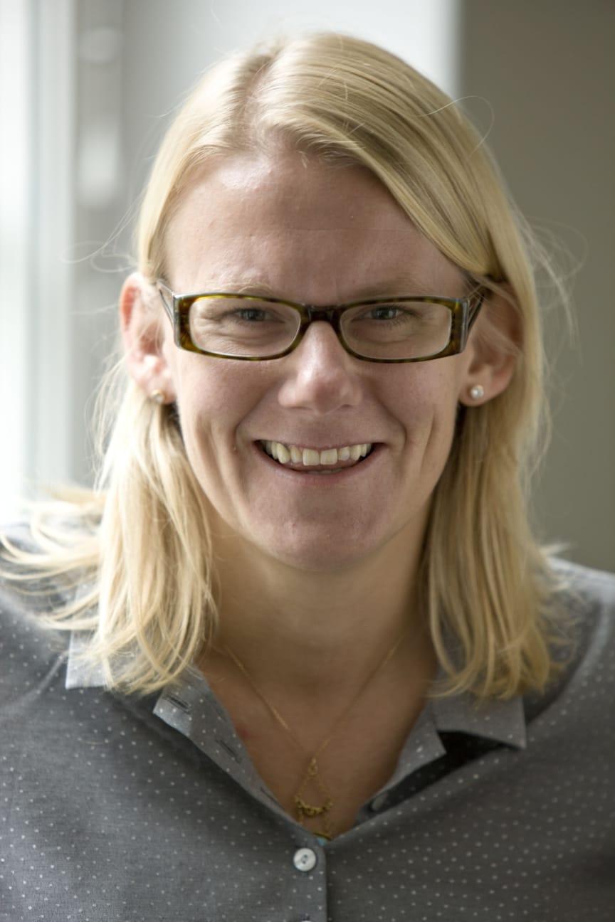 Ingrid Gyllfors ny chef på Stadsbyggnadsförvaltningen i Solna