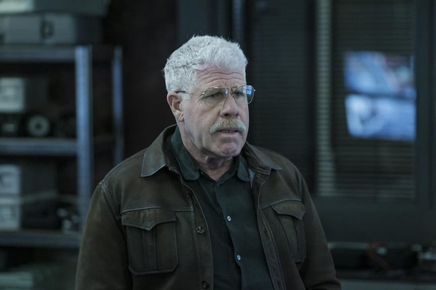 The Capture - Ron Perlman