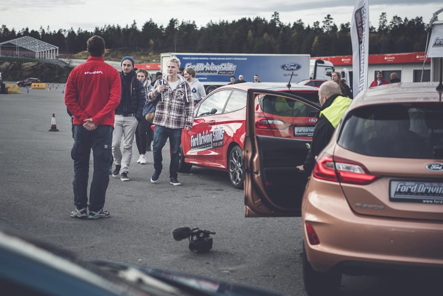Ford Driving Skills For Life 2017 (36)