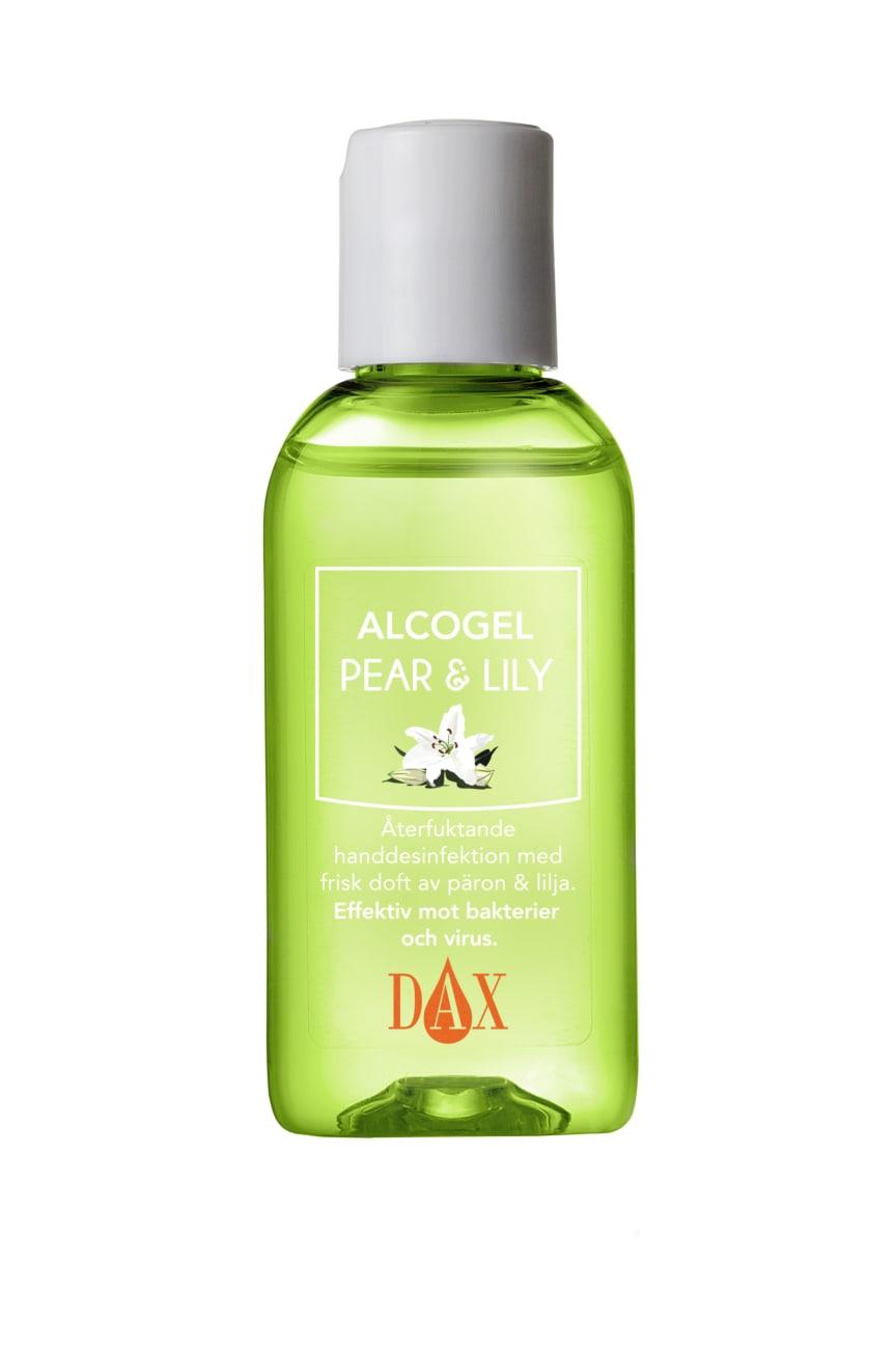 DAX Alcogel Pear&Lily 50 ml