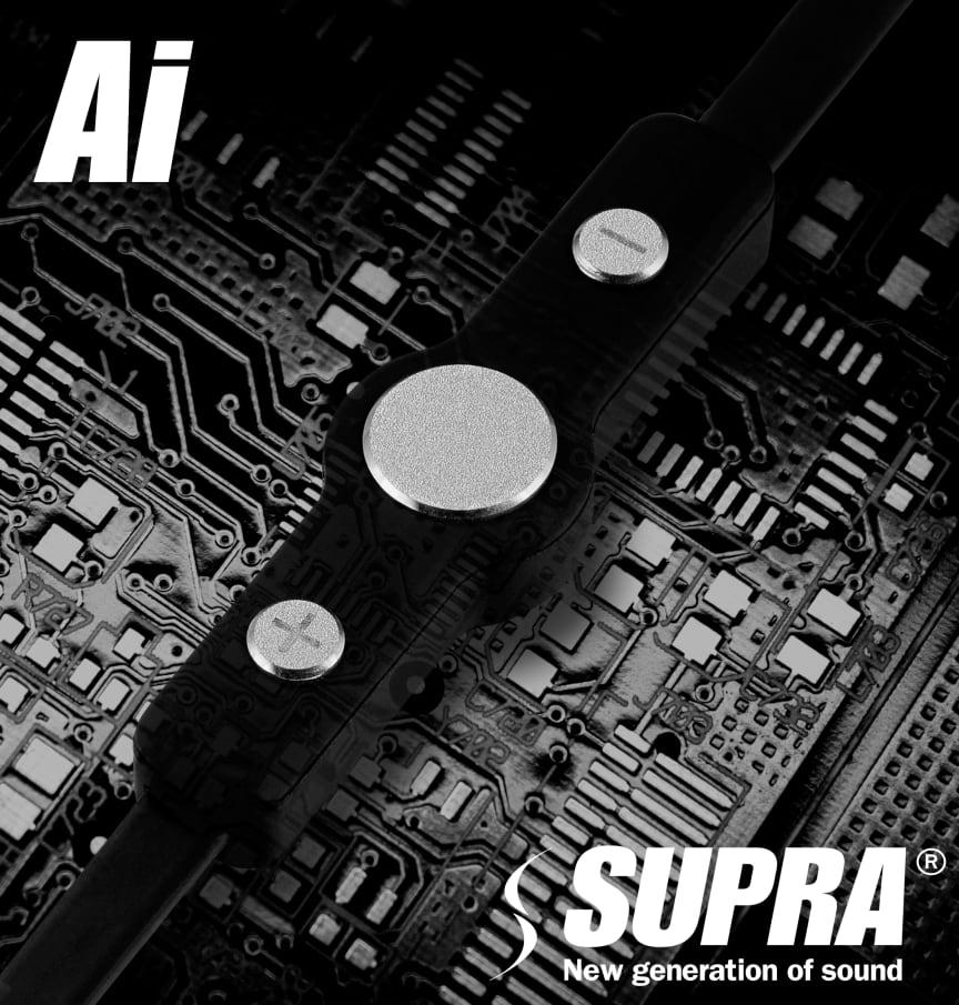 SUPRA Ai - Artificiell intelligensteknologi