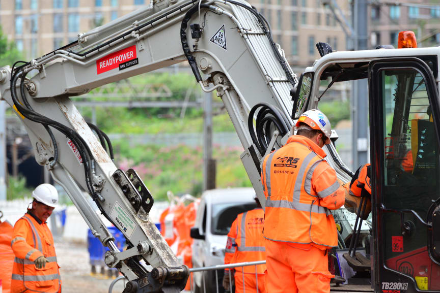 Rail passengers reminded of route closures on August Bank Holiday weekend