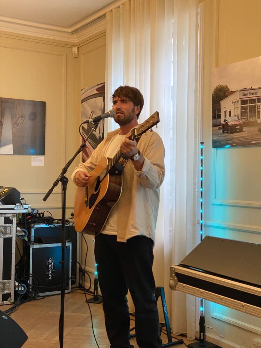 Alex Høgh Andersen fernisering 5