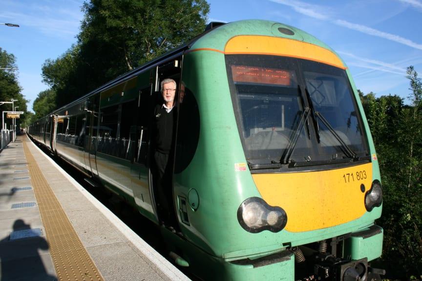 Class 171, Uckfield line