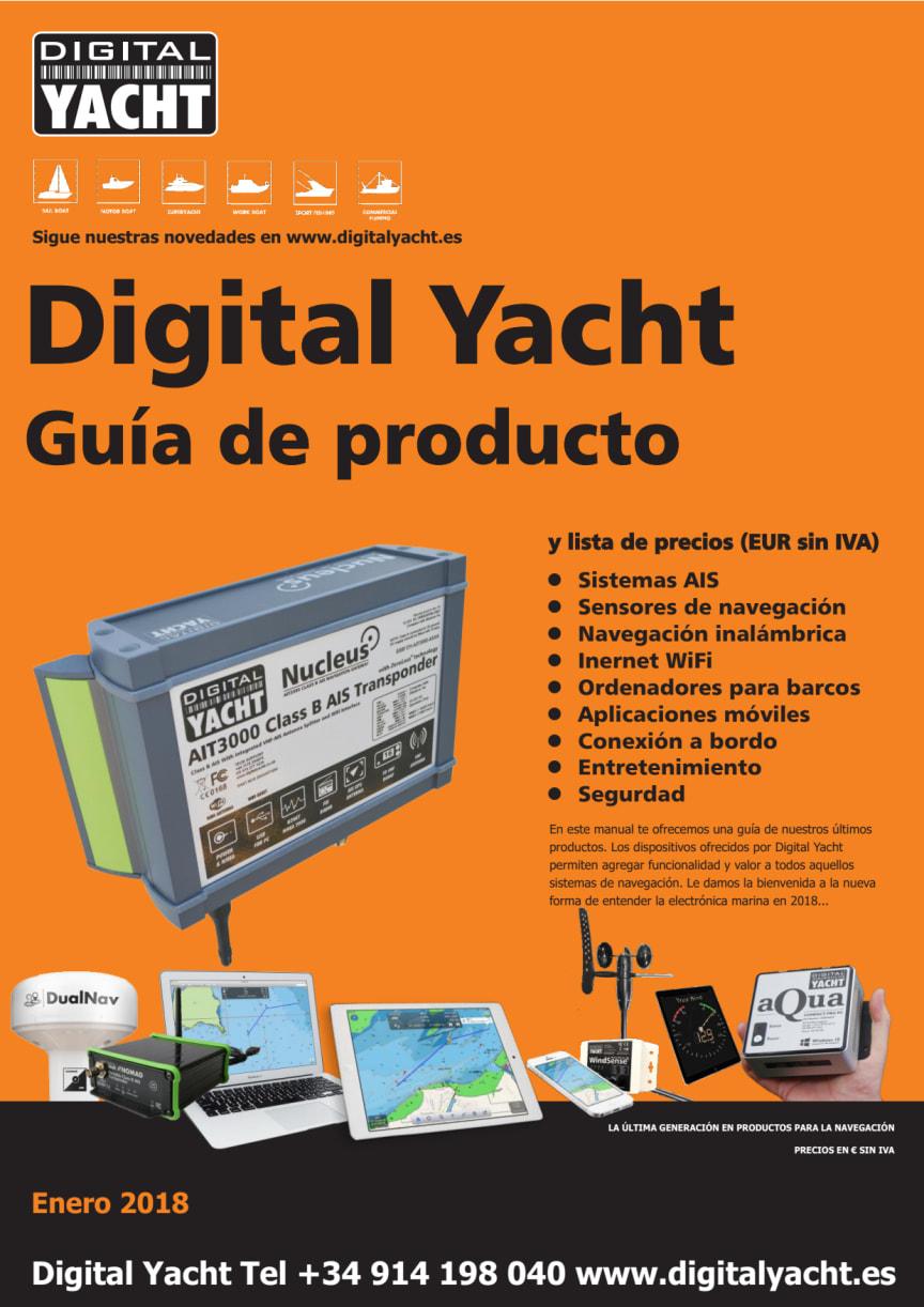 Digital Yacht se expande al mercado español a través de una nueva incorporación
