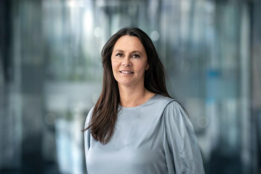 Birgitte Engebretsen, leder for Telenor Bedrift