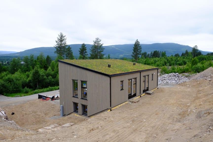 Norges første Termowoodhus