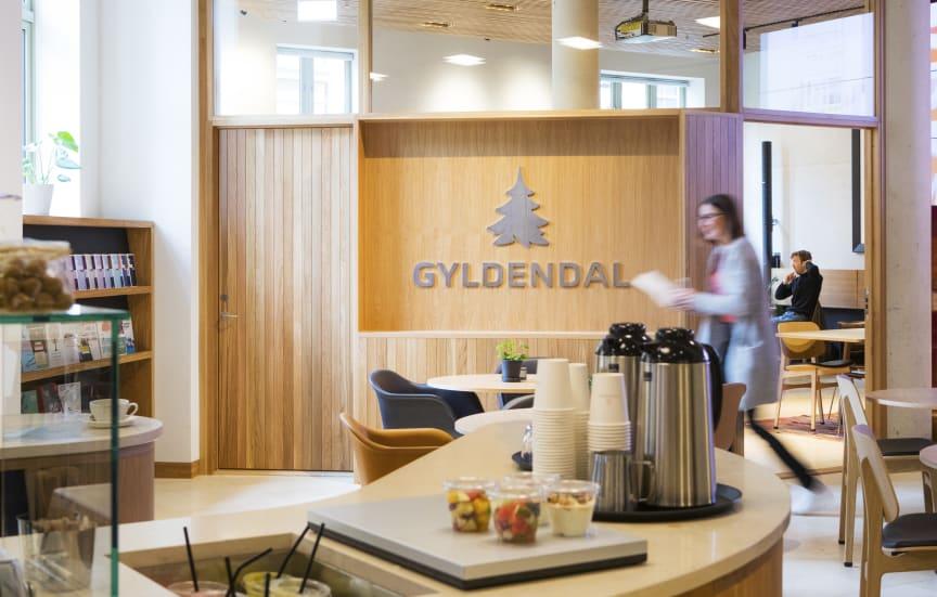 Velkommen til Gyldendal