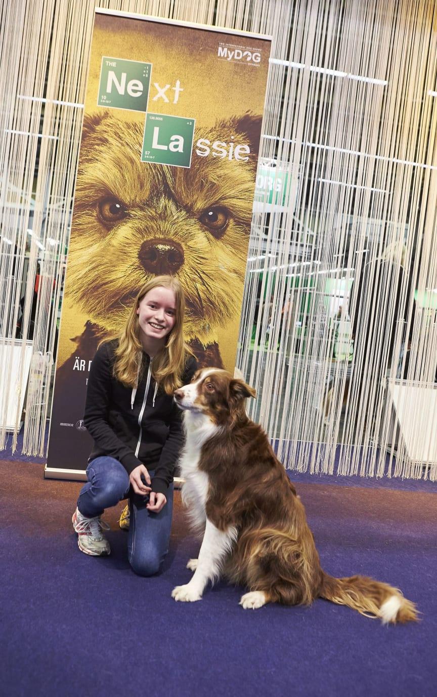 Finalist The Next Lassie dag 4: Zackie