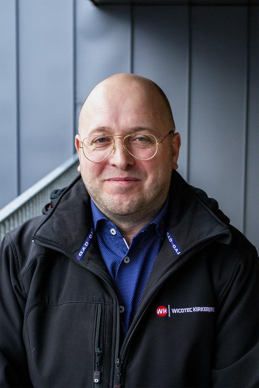 Jimi Lilleris Meyer fra Wicotec Kirkebjerg