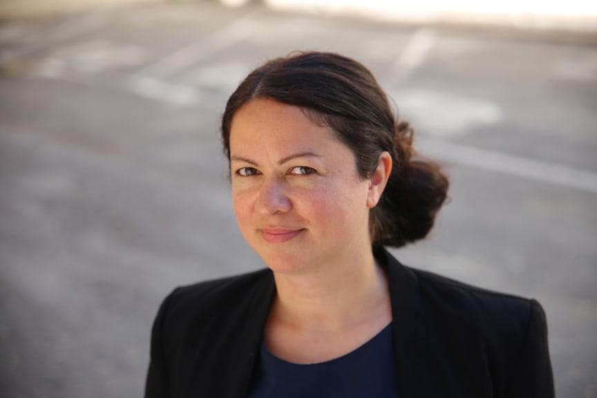Yasmin Sofia Iqbal, seksjonsleder psykisk helse, SiO Helse