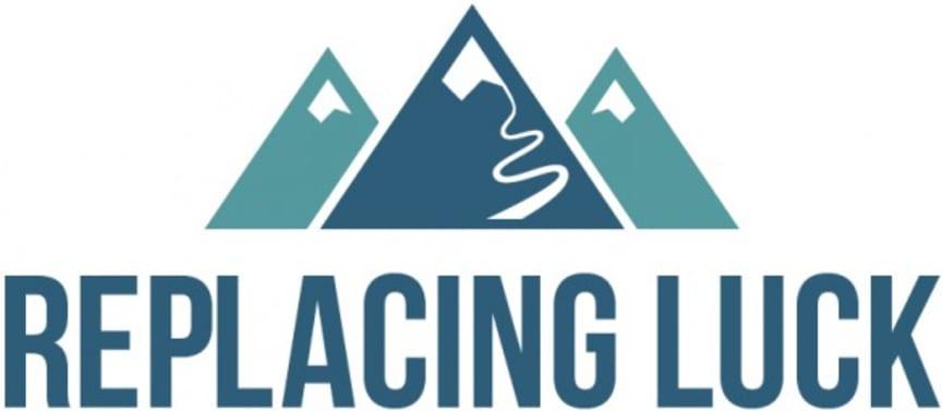 Replacing Luck logo