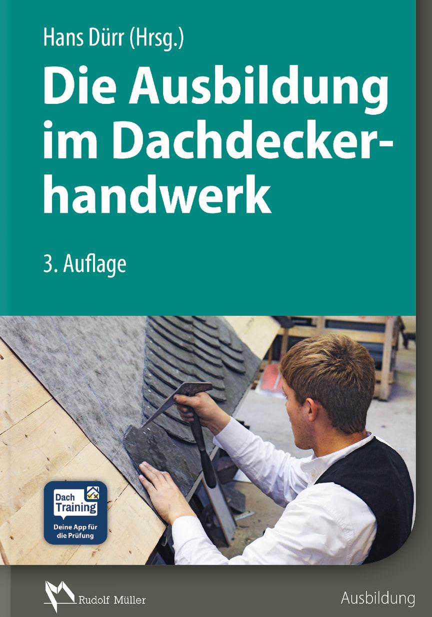 Die Ausbildung im Dachdeckerhandwerk (2D/tif)