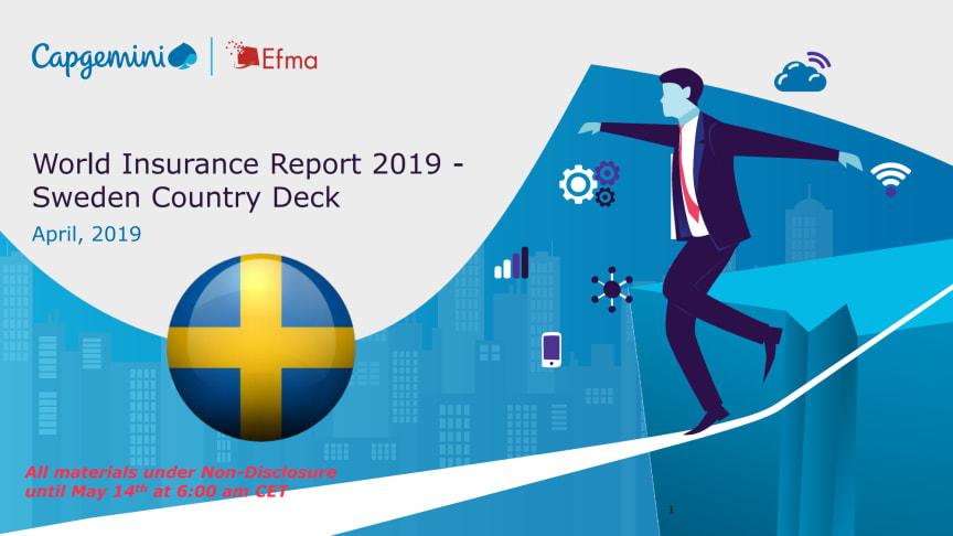 World Insurance Report, Sweden