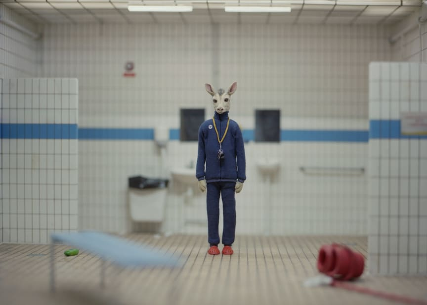 Simhall, 2014. En film av Niki Lindroth von Bahr