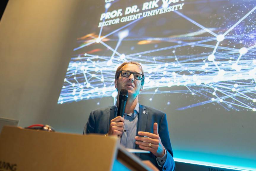 Rector Prof. Dr. Rik Van De Walle
