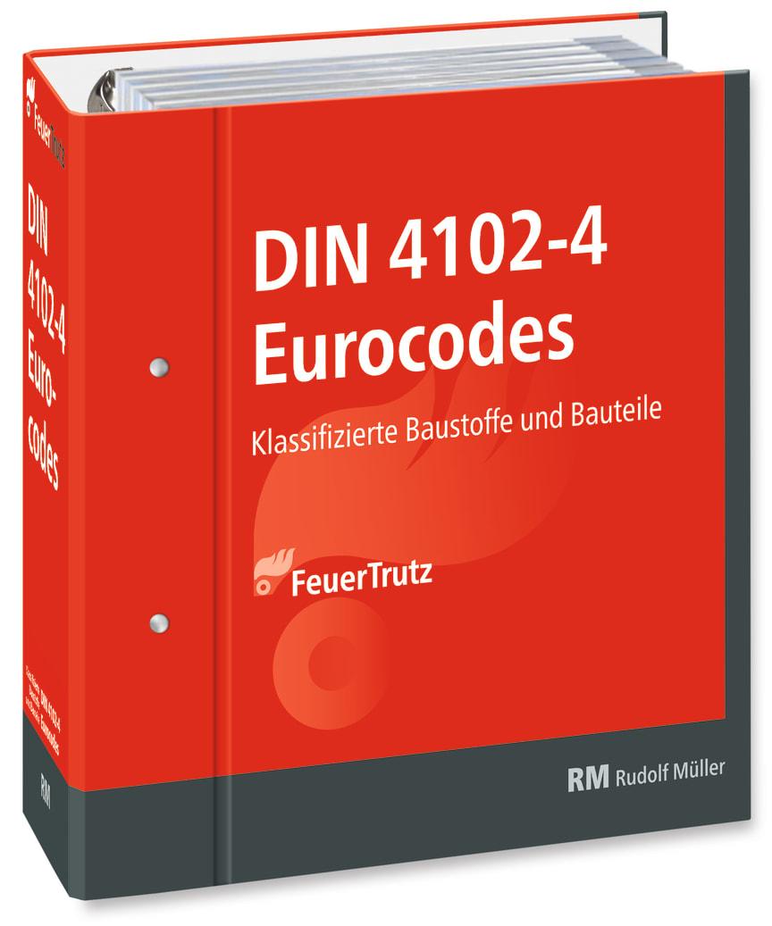DIN 4102-4 + Eurocodes (3D/tif)