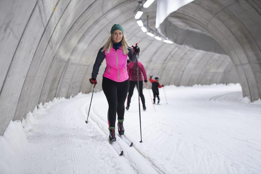 Torsby Skidtunnel, Värmland