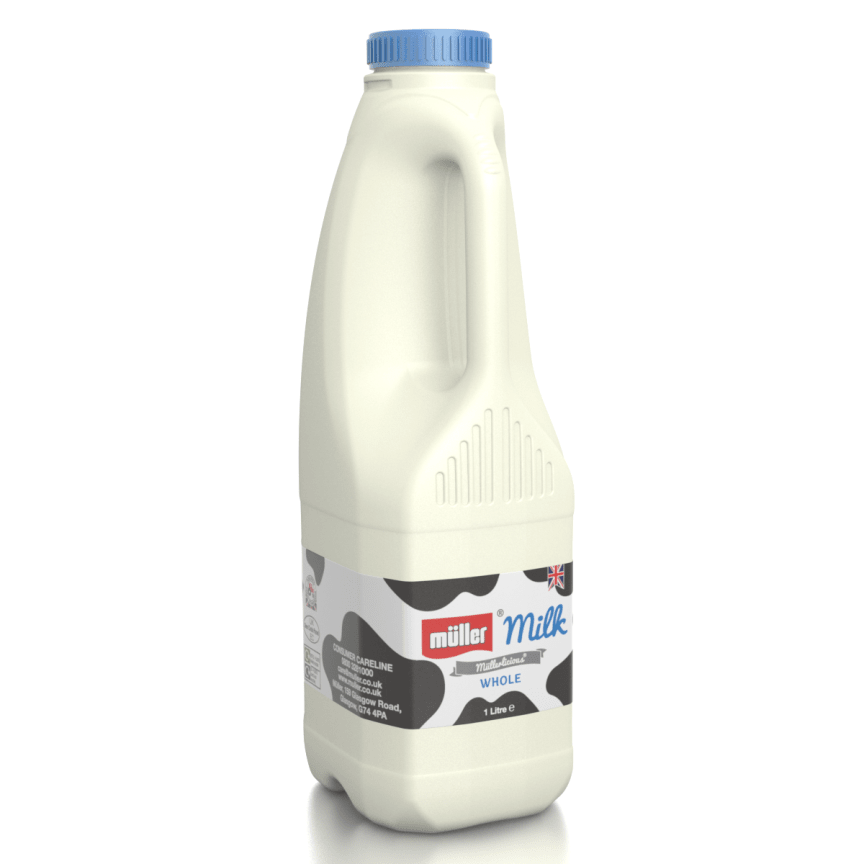 Müller Milk Whole