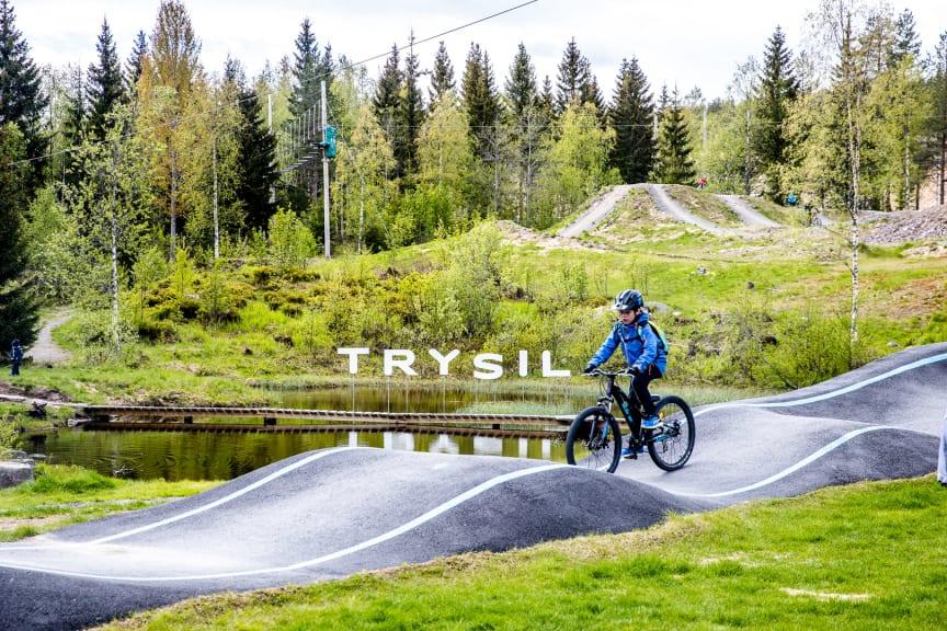 Tester Trysils mest populære sommeraktivitet