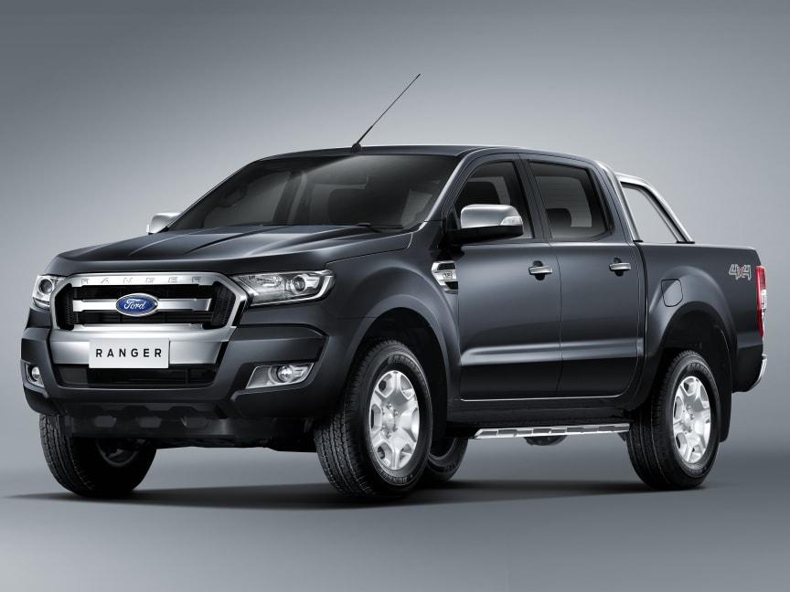 Nye Ford Ranger lanseres i Norge i begynnelsen av 2016