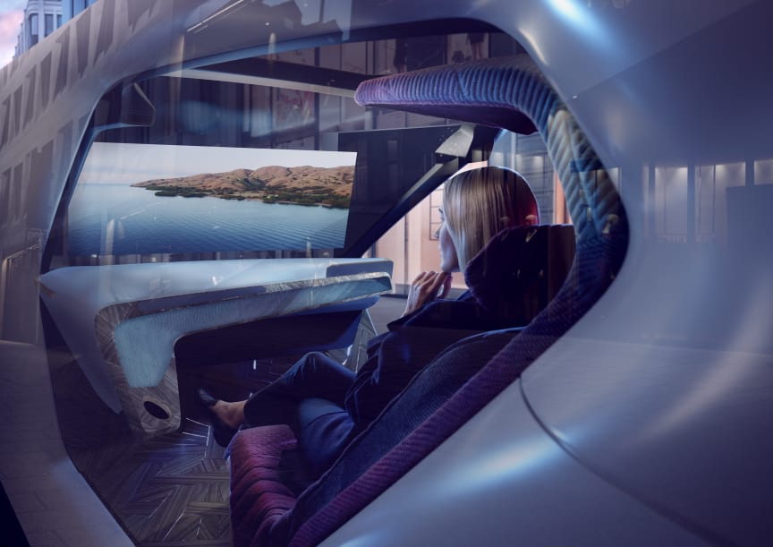 BMW i Interaction EASE