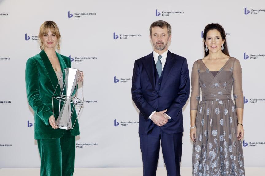 Kronprinsparrets Kulturpris 2020