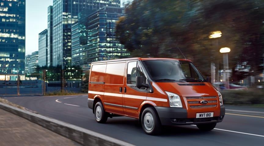 Ny Ford Transit ECOnetic