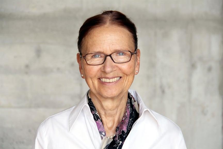 Michaela Glöckler, Kinderärztin und ehemalige Leiterin der Medizinischen Sektion am Goethanum