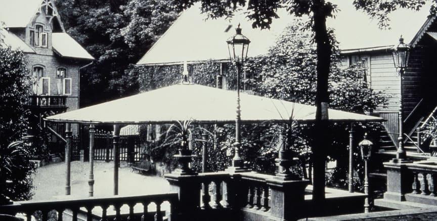 Brunnsparken 1883